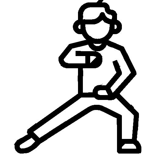 Tai Chi Qigong icoon